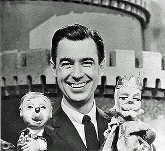 Mister Fred Rogers: The Best TV Preacher Ever