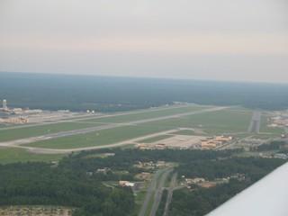 RAFB Runway