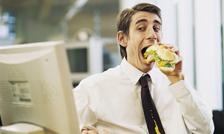 10 Jobs That Will Make You Fat